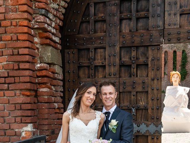 Il matrimonio di Marco e Alessia a Soncino, Cremona 106