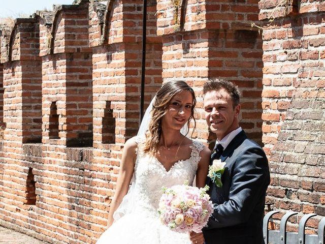 Il matrimonio di Marco e Alessia a Soncino, Cremona 107