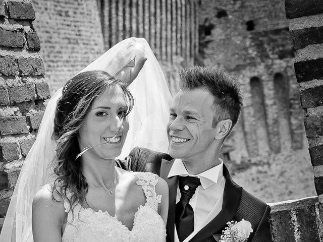 Il matrimonio di Marco e Alessia a Soncino, Cremona 108