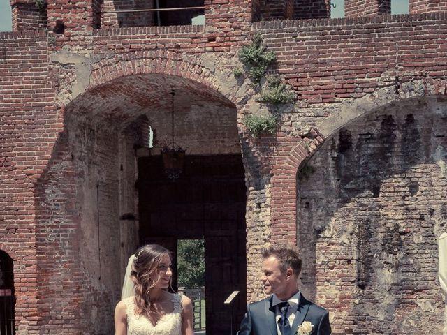 Il matrimonio di Marco e Alessia a Soncino, Cremona 109