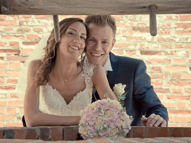 Il matrimonio di Marco e Alessia a Soncino, Cremona 110