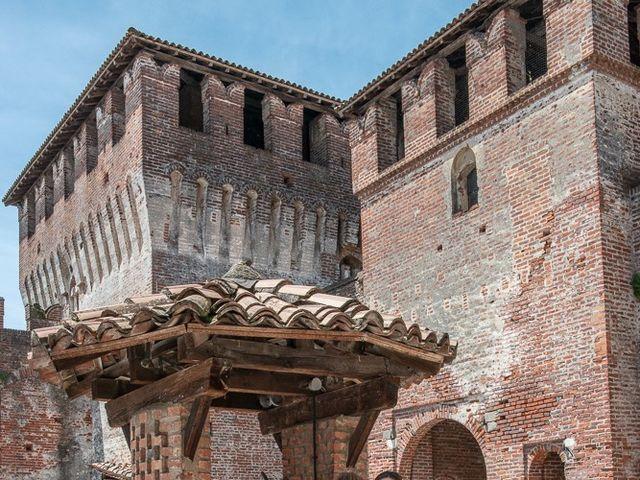 Il matrimonio di Marco e Alessia a Soncino, Cremona 111