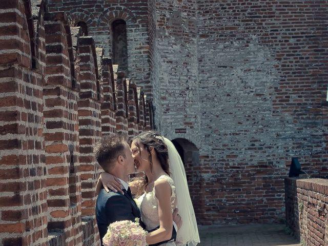 Il matrimonio di Marco e Alessia a Soncino, Cremona 112