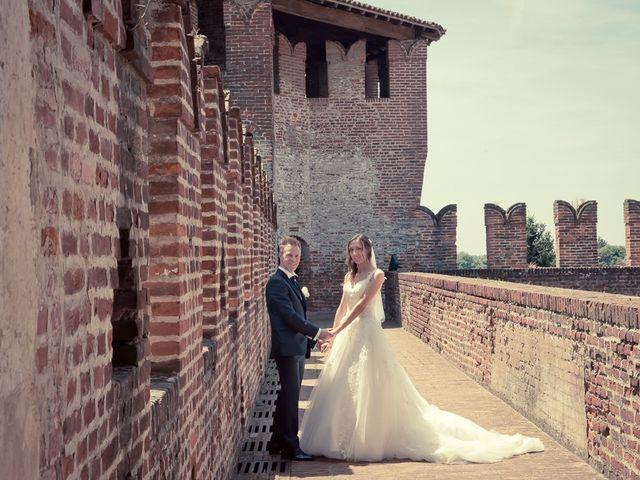 Il matrimonio di Marco e Alessia a Soncino, Cremona 113