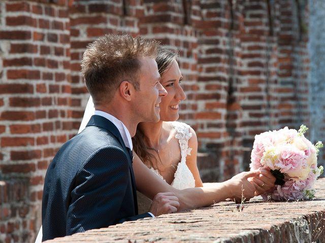 Il matrimonio di Marco e Alessia a Soncino, Cremona 114