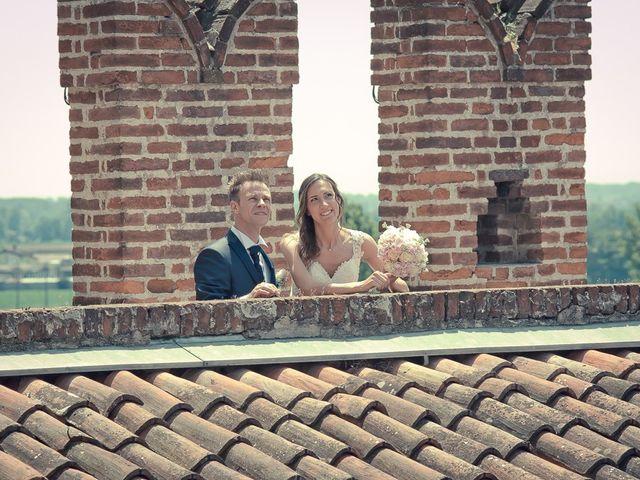 Il matrimonio di Marco e Alessia a Soncino, Cremona 115