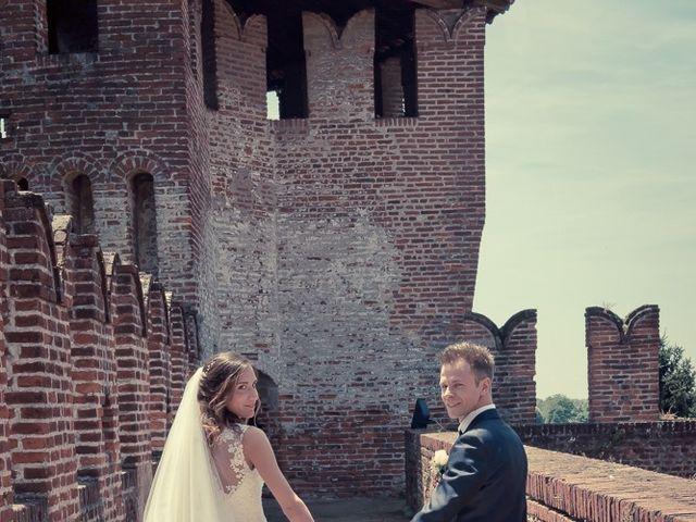 Il matrimonio di Marco e Alessia a Soncino, Cremona 116