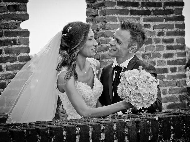 Il matrimonio di Marco e Alessia a Soncino, Cremona 117