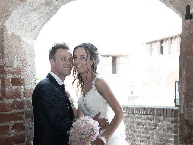 Il matrimonio di Marco e Alessia a Soncino, Cremona 118