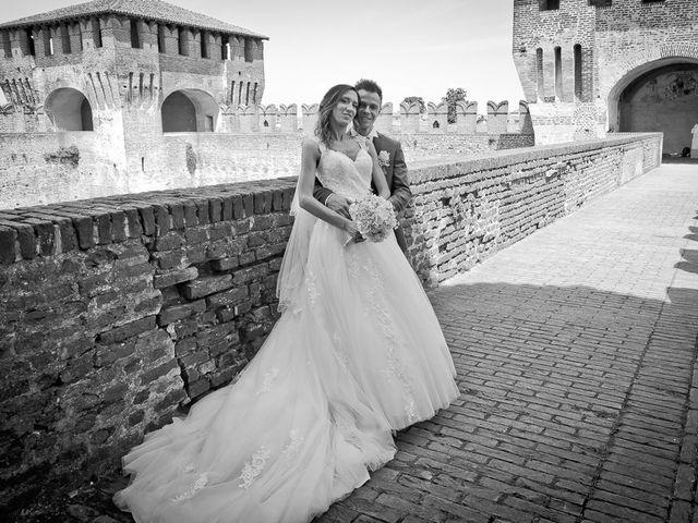 Il matrimonio di Marco e Alessia a Soncino, Cremona 119