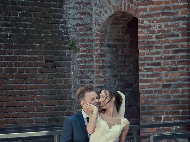Il matrimonio di Marco e Alessia a Soncino, Cremona 123