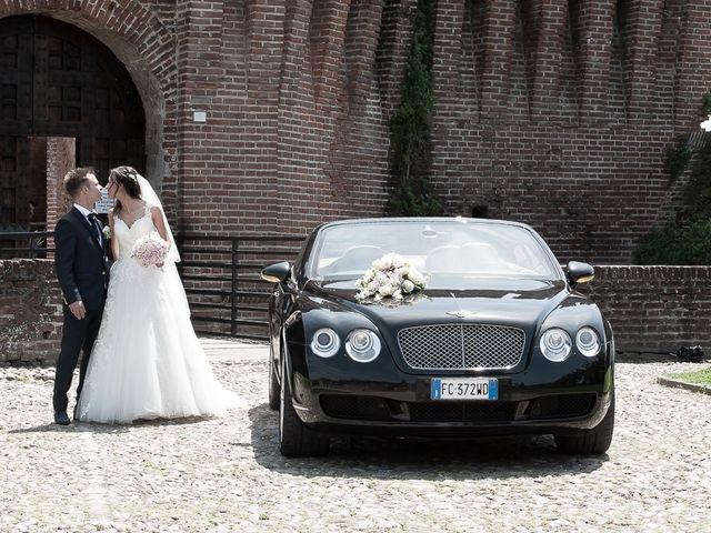 Il matrimonio di Marco e Alessia a Soncino, Cremona 124
