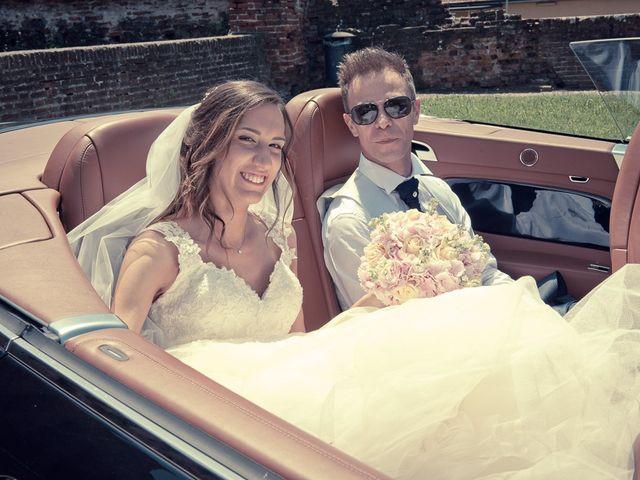 Il matrimonio di Marco e Alessia a Soncino, Cremona 125