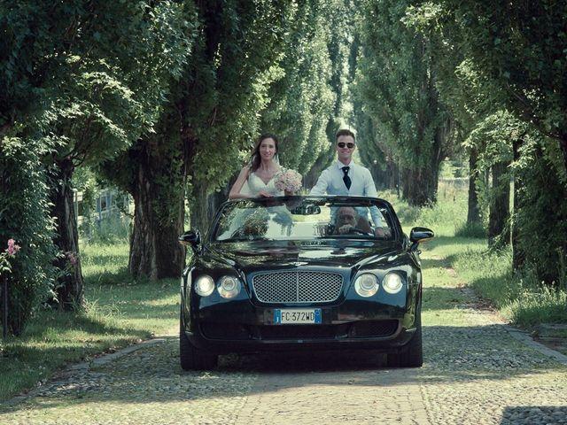 Il matrimonio di Marco e Alessia a Soncino, Cremona 126