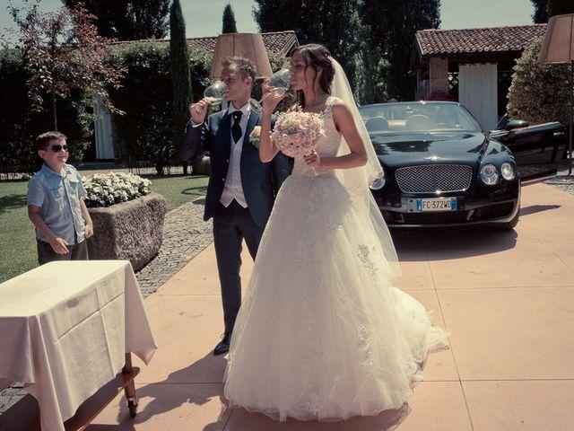 Il matrimonio di Marco e Alessia a Soncino, Cremona 128