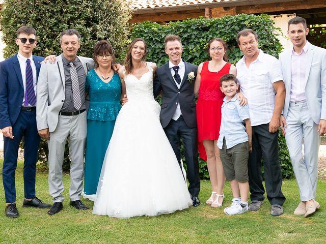 Il matrimonio di Marco e Alessia a Soncino, Cremona 133