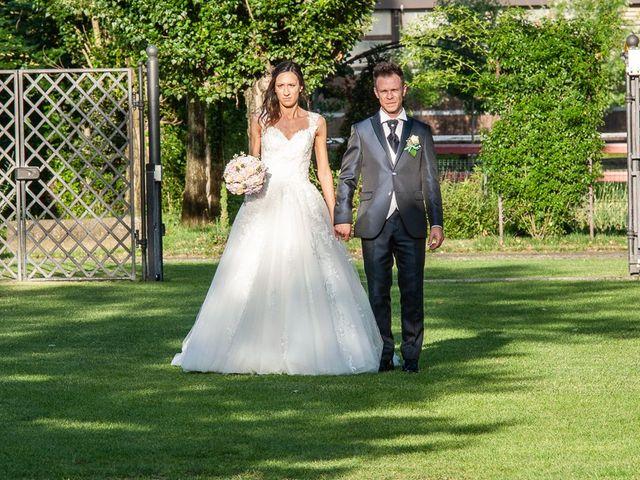 Il matrimonio di Marco e Alessia a Soncino, Cremona 135