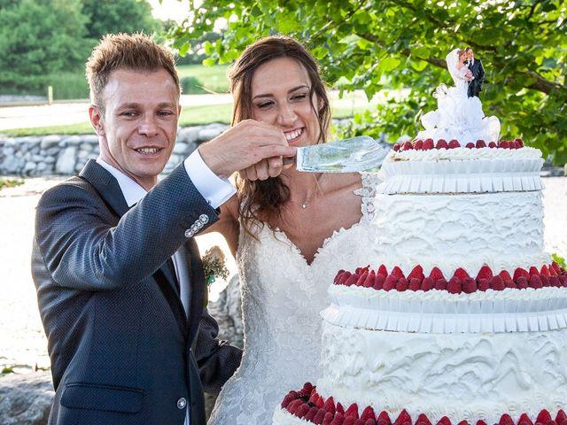 Il matrimonio di Marco e Alessia a Soncino, Cremona 136