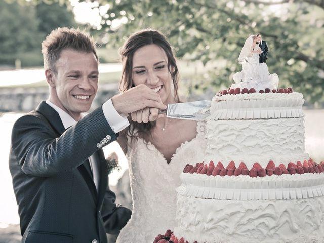 Il matrimonio di Marco e Alessia a Soncino, Cremona 138