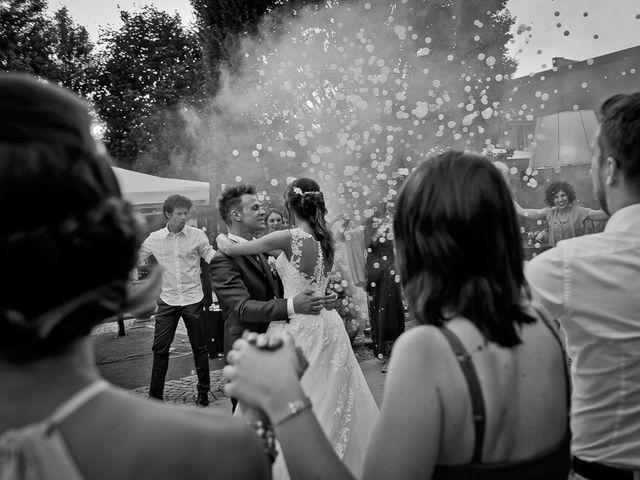 Il matrimonio di Marco e Alessia a Soncino, Cremona 148