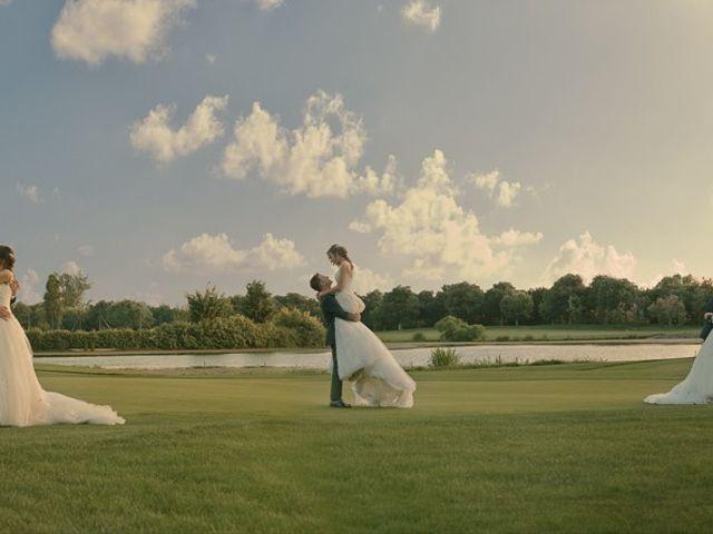 Il matrimonio di Marco e Alessia a Soncino, Cremona 1