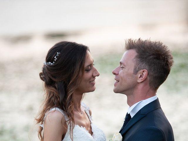 Il matrimonio di Marco e Alessia a Soncino, Cremona 155