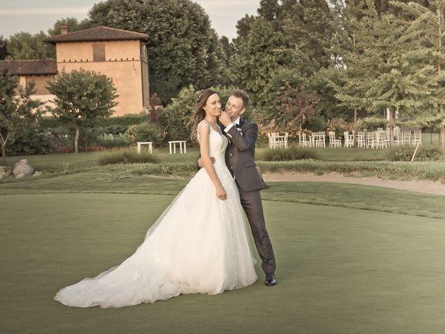 Il matrimonio di Marco e Alessia a Soncino, Cremona 163