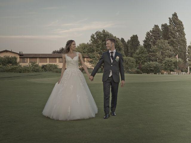 Il matrimonio di Marco e Alessia a Soncino, Cremona 167