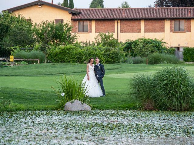 Il matrimonio di Marco e Alessia a Soncino, Cremona 175