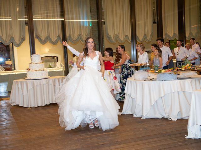 Il matrimonio di Marco e Alessia a Soncino, Cremona 181