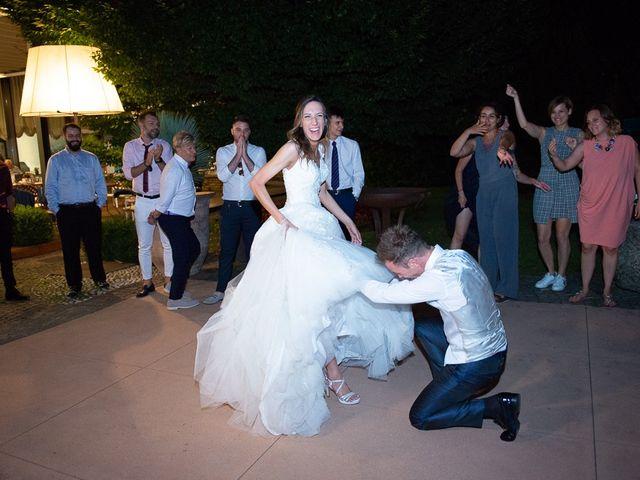 Il matrimonio di Marco e Alessia a Soncino, Cremona 182