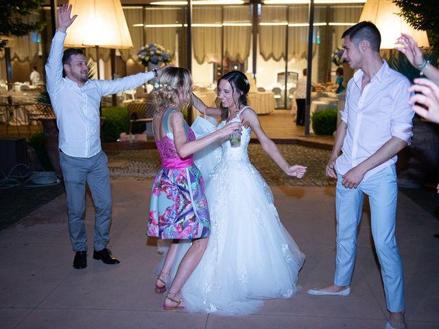 Il matrimonio di Marco e Alessia a Soncino, Cremona 185
