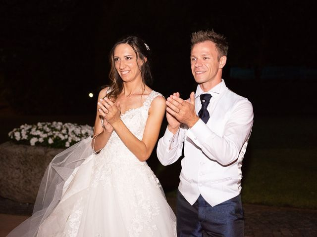 Il matrimonio di Marco e Alessia a Soncino, Cremona 187