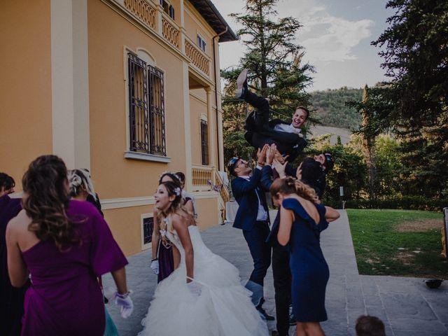 Il matrimonio di Matteo e Genny a Forlì, Forlì-Cesena 9