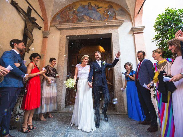 Il matrimonio di Sergio e Natalie a Stresa, Verbania 31