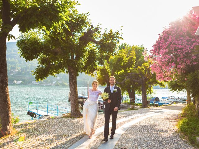 Il matrimonio di Sergio e Natalie a Stresa, Verbania 33