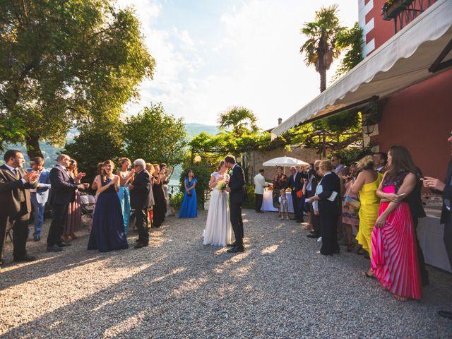Il matrimonio di Sergio e Natalie a Stresa, Verbania 34