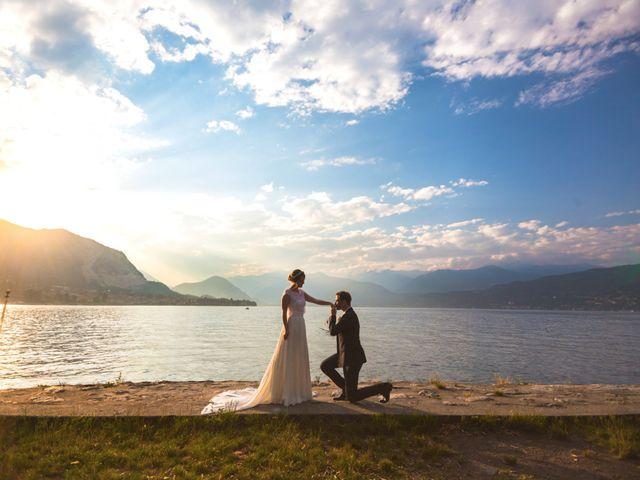 Il matrimonio di Sergio e Natalie a Stresa, Verbania 42