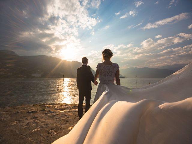 Le nozze di Natalie e Sergio