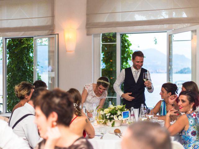 Il matrimonio di Sergio e Natalie a Stresa, Verbania 47