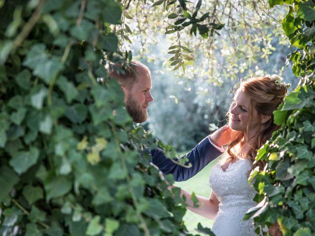 le nozze di Matilda e Marcus