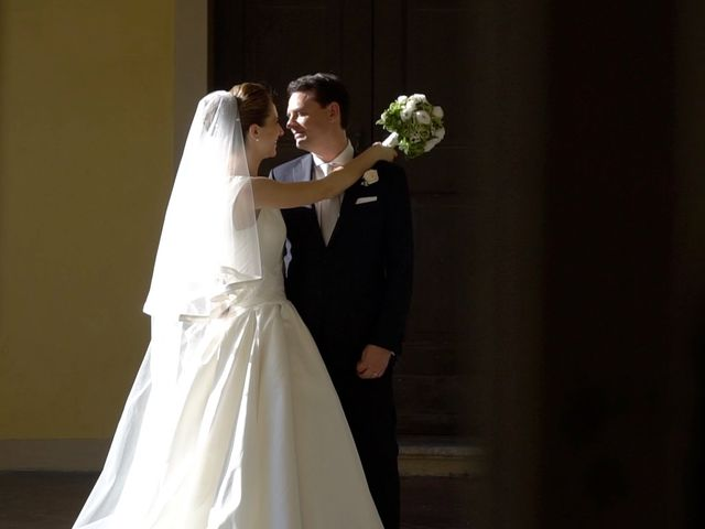le nozze di Paola e Stefano