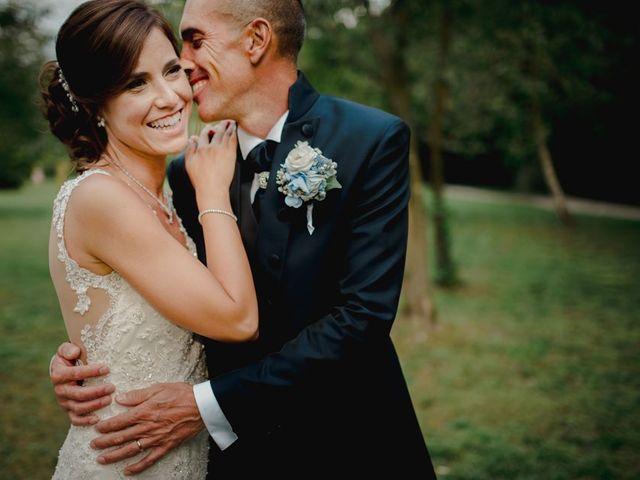 Le nozze di Irene e Gianfranco