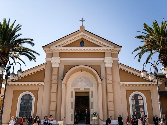 Il matrimonio di Alessandro e Roberta a Campo Calabro, Reggio Calabria 26