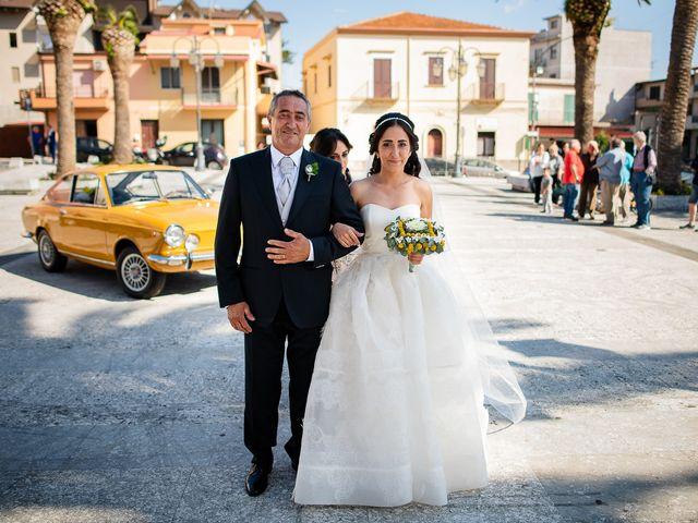Il matrimonio di Alessandro e Roberta a Campo Calabro, Reggio Calabria 27