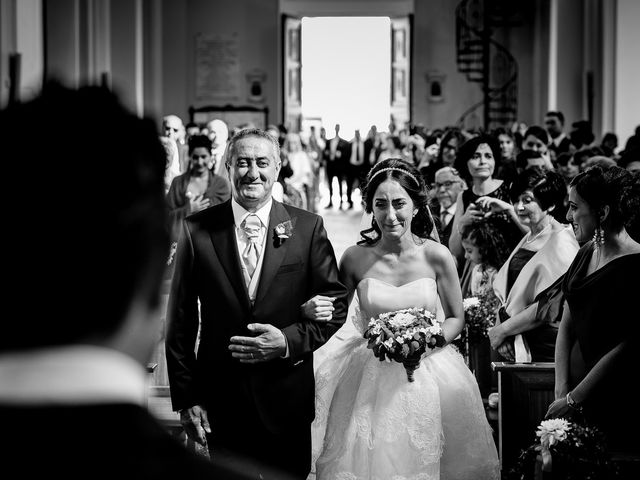 Il matrimonio di Alessandro e Roberta a Campo Calabro, Reggio Calabria 32