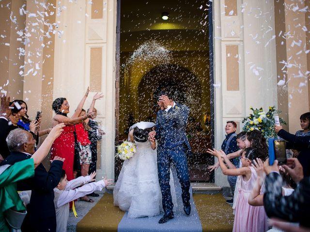 Il matrimonio di Alessandro e Roberta a Campo Calabro, Reggio Calabria 34