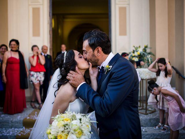 Il matrimonio di Alessandro e Roberta a Campo Calabro, Reggio Calabria 35