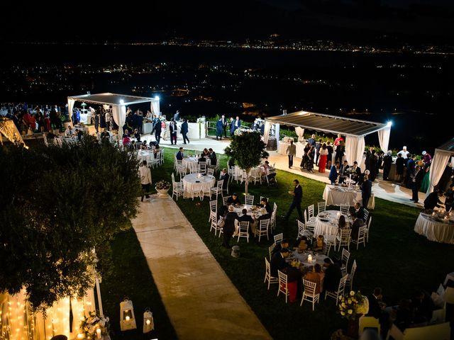 Il matrimonio di Alessandro e Roberta a Campo Calabro, Reggio Calabria 45