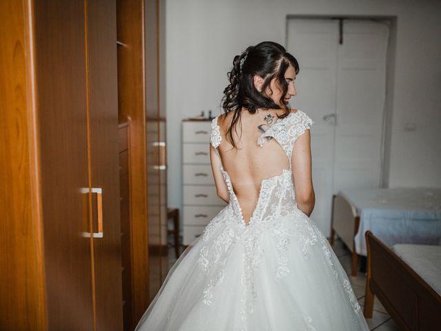 Il matrimonio di Mirko e Teresa a Ostuni, Brindisi 14